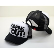 Speak Out Cap
