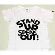 Stand Up Speak Out! Tee