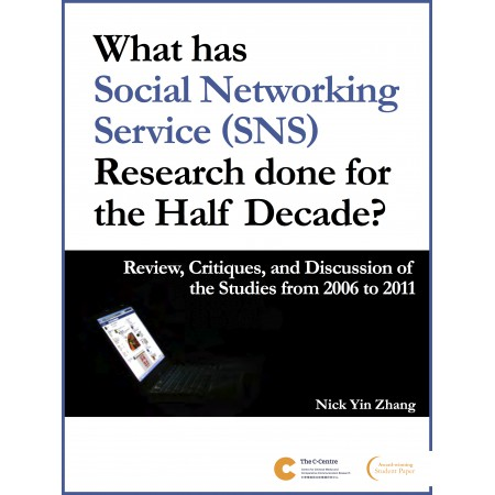What has Social Networking Service (SNS) Research done for the Half Decade? Review, Critiques, and Discussion of the Studies from 2006 to 2011