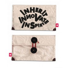 Inherit, Innovate, Inspire small bag